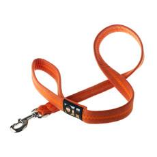 Oscar & Hooch Suedette Clementine Dog Lead Small