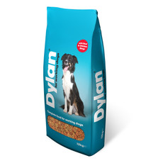 Dylan Complete Food For Working Dogs With Beef And Chicken Rings 12kg