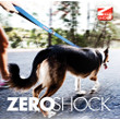 Ezy Dog Zero Shock Black Dog Lead 25 Inch