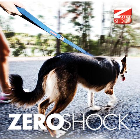 Ezy Dog Zero Shock Black Dog Lead 25 Inch