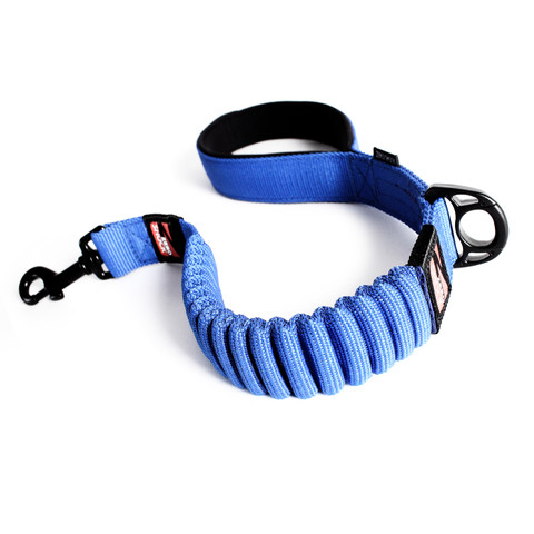 Ezy Dog Zero Shock Blue Dog Lead 25 Inch