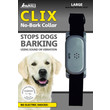 The Company Of Animals Clix No Bark Vibrate And Sound Dog Collar Large