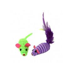 Happy Pet Fiesta Mice Cat Toy