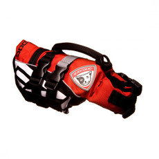 Ezy Dog Micro Dog Floatation Life Jacket In Red Xs