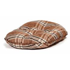 Danish Design Newton Truffle Luxury Quilted Mattress Dog Bed 53cm