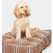 Danish Design Newton Truffle Luxury Box Duvet Dog Bed 125x79cm