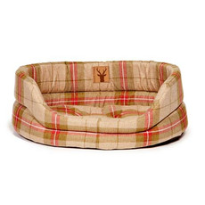 Danish Design Newton Moss Luxury Slumber Dog Bed 76cm