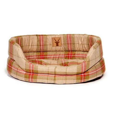 Danish Design Newton Moss Luxury Slumber Dog Bed 89cm