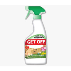 Get Off My Garden Cat And Dog Repellent Home And Garden Spray 500ml