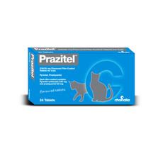 Prazitel Cat Worming Tablets 1 Tablet