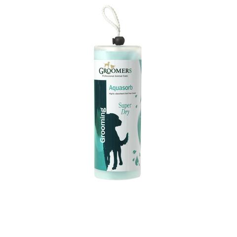 Groomers Aquasorb Dog Drying Towel