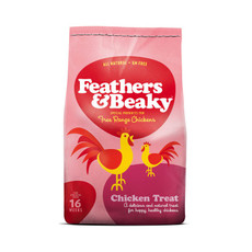Feathers & Beaky Chicken Treat Poultry Feed 5kg
