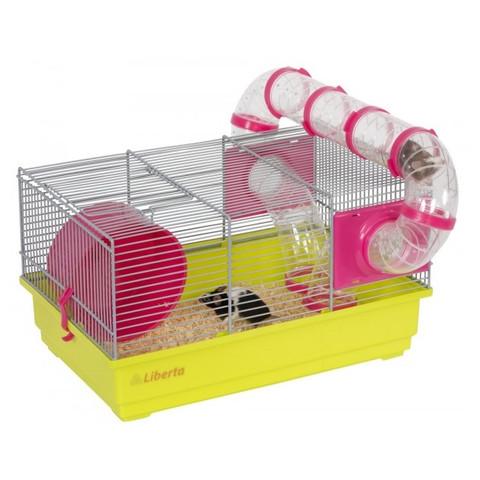 Liberta Lyra Ii Hamster & Mouse Cage
