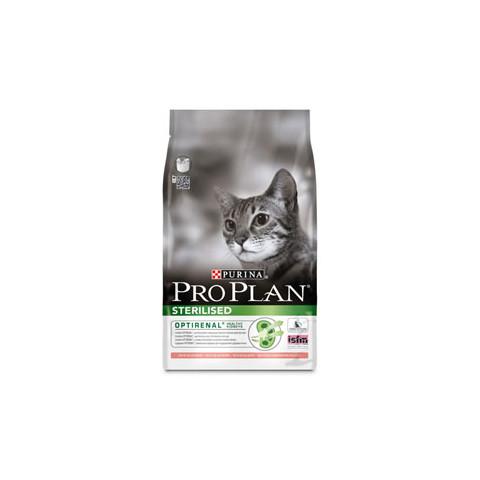 Pro Plan Sterilised Adult Cat Food With Salmon 1.5kg