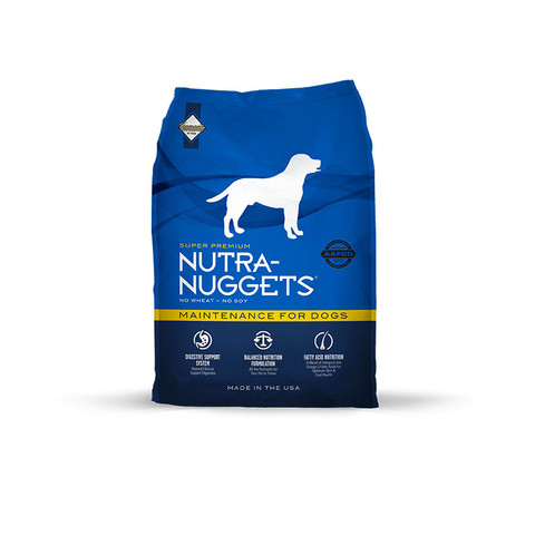 Nutra-nuggets Adult Maintenance Dog Food With Chicken 15kg