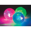Ancol Flashing Star Ball Chicken Dog Toy Small