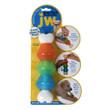 Jw Pet Company Evertuff Nylon Treat Pod Chicken Flavour Dog Toy Small
