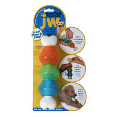 Jw Pet Company Evertuff Nylon Treat Pod Chicken Flavour Dog Toy Small