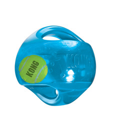 Kong Jumbler Ball 2in1 Dog Toy Med/large
