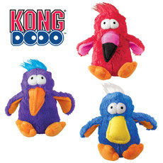 Kong Dodo Birds Soft And Cuddly Dog Toy Medium