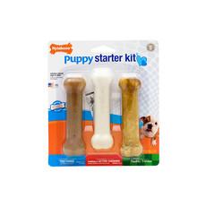Nylabone Puppy Teething Starter Kit