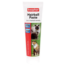 Beaphar 2 In 1 Hairball Paste For Cats 100g