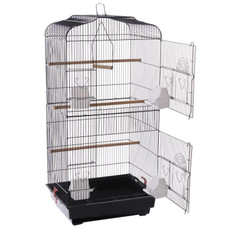 Liberta Lotus Tall Small Bird Cage