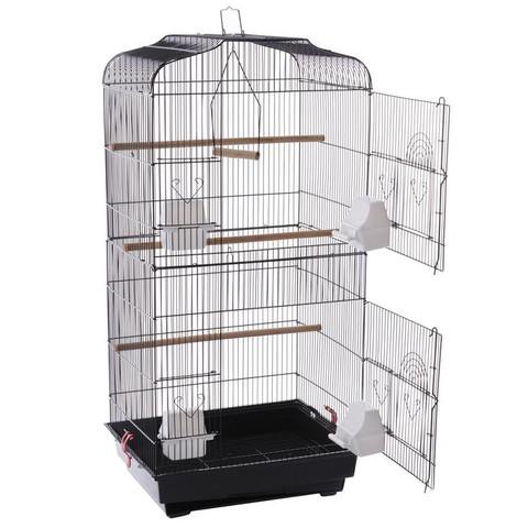 Liberta Lotus Tall Small Bird Cage