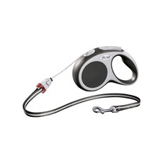 Flexi Vario Retractable Cord Dog Lead Anthracite - 5 Metres Small