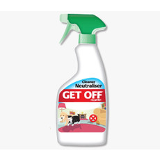 Get Off Wash And Get Off Odour Neutralising Cat And Dog Home And Garden Spray 500ml