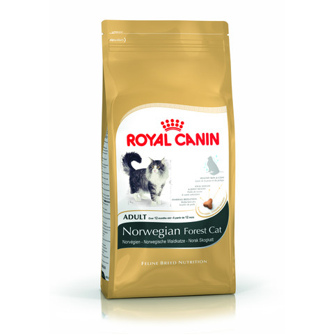 Royal Canin Norwegian Forest Cat Adult Cat Food 10kg