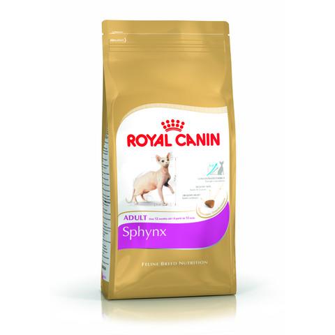 Royal Canin Sphynx Adult Cat Food 10kg