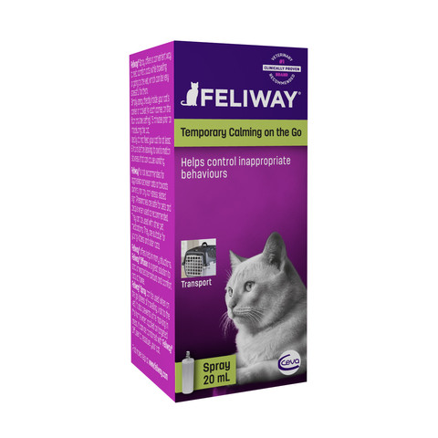 Feliway Classic Spray For Cats 20ml