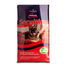 Chudleys Sensitive Dog Food 15kg