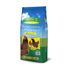 Copdock Mill Verm-x Range Layers Pellets 20kg