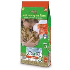 Cats Best Okoplus Wood Clumping Cat Litter 13kg
