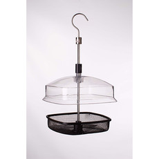 Johnston & Jeff Domed Hanging Basket Multipurpose Wild Bird Feeder