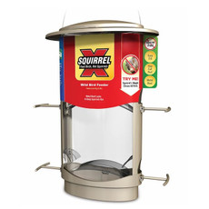 Supa Squirrel X-1 Squirrel Proof Seed Feeder