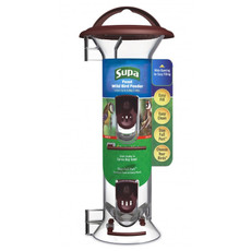 Supa Feast Wild Bird Seed Feeder