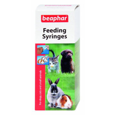 Beaphar Lactol And Medication Feeding Syringes Twin Pack