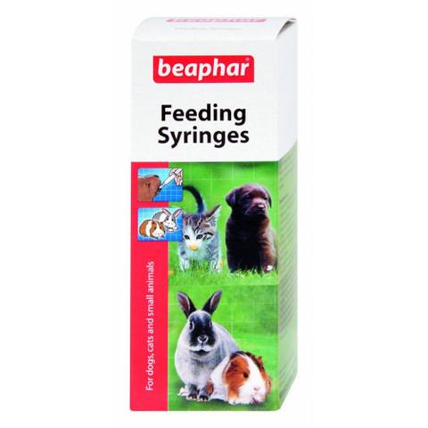 Beaphar Lactol And Medication Feeding Syringes Twin Pack