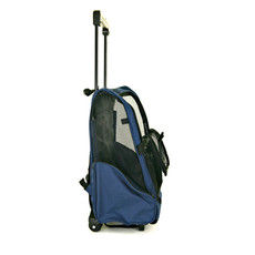 3petzzz Pet Carrier Backpack Trolley With Telescopic Handle