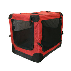 Dog Life Soft Canvas Pet Crate Carrier 71x51x51cm
