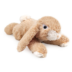 Ancol Small Bite Plush Rabbit Dog Toy 23cm