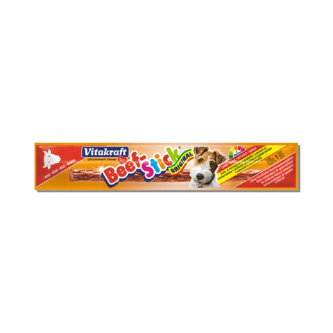 Vitakraft Beef Stick With Beef For Dogs 12g To 50 X 12g