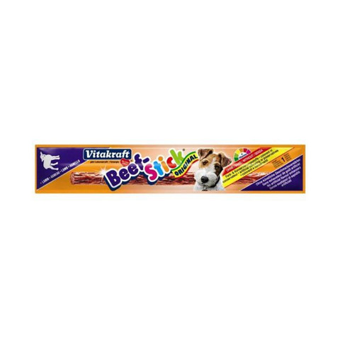 Vitakraft Beef Stick With Lamb For Dogs 12g