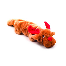 Ancol Christmas Rope Filled Reindeer Dog Toy Small
