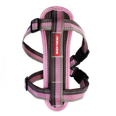 Ezy Dog Candy Stripe Chest Plate Dog Harness Small