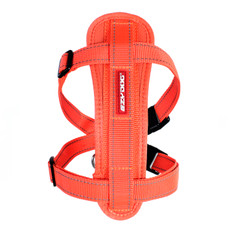 Ezy Dog Blaze Orange Chest Plate Dog Harness Large