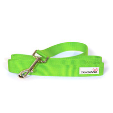 Doodlebone Lime Green Dog Lead 1.3m X 2cm